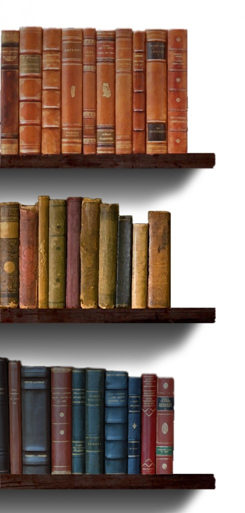 Books (clipart)
